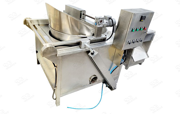 batch type frying machine manufacturer