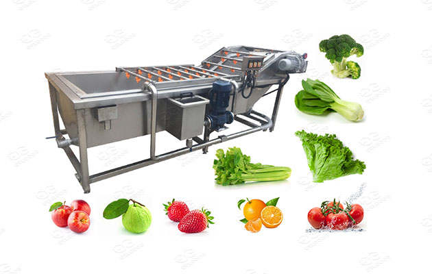 commercial potato washing machine