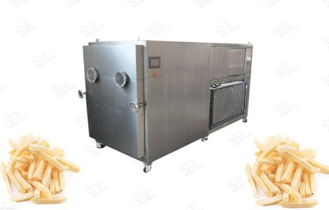 stainless steel quick freezer machine
