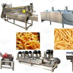 French Fries Making Machine
