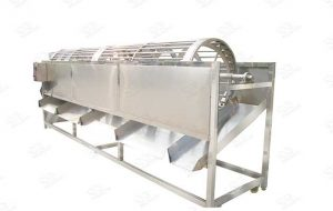 Vegetable and Fruit Sorting and Grading Machine