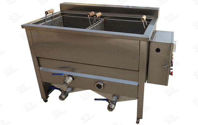 fryer machine for potato chips and french fries