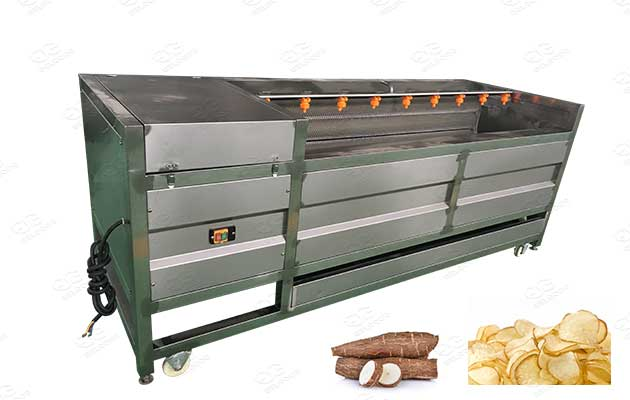 yuca wsher and peeler machines for sale