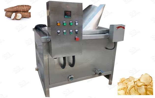 batch type frying machine for sale