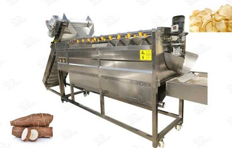 cassava washer and peeler for sale