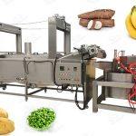 Banana Chips Frying Machine