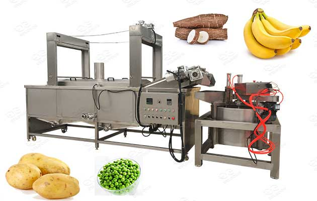 quality vegetable frying machines for sale