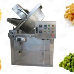 Batch Type Fryer Machine