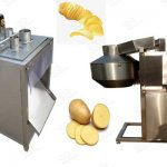 Potato Chips Cutter Machine