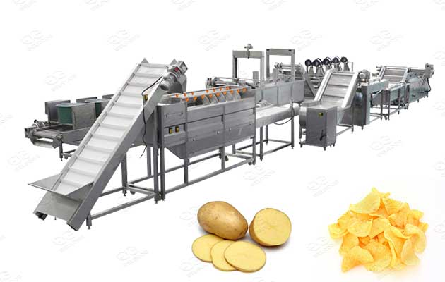 potato chips making business in Pakistan
