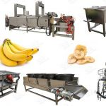 Banana Chips Production Line