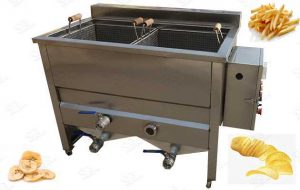 Commercial Basket Deep Fryer Machine