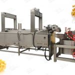 French Fries Frying Machine