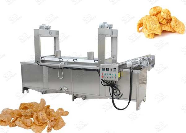 fried pork skin machine supplier