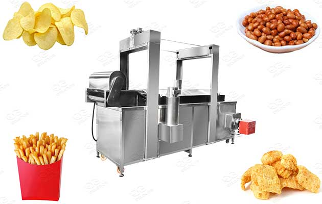 commercial deep frying machine for sale