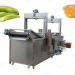 Plantain Tostones Frying Machine