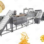 French Fries Production Line in Iraq