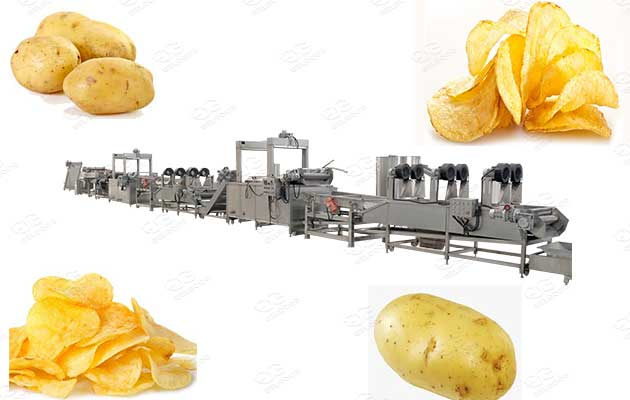 chips making business