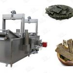 Industrial Seaweed Chips Frying Machine