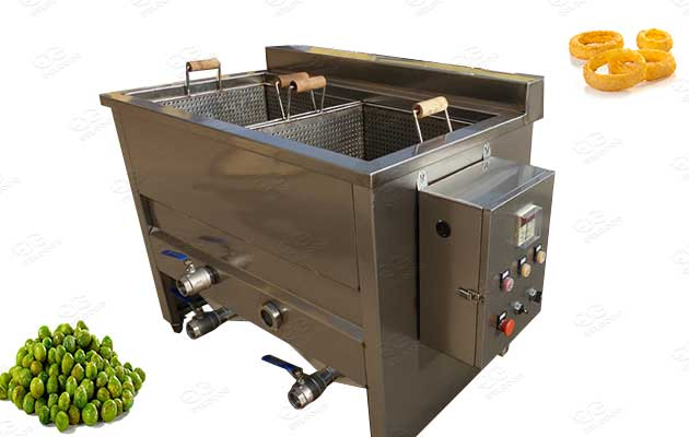 basket frying machine prices