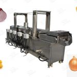 Commercial Onion Frying Machine