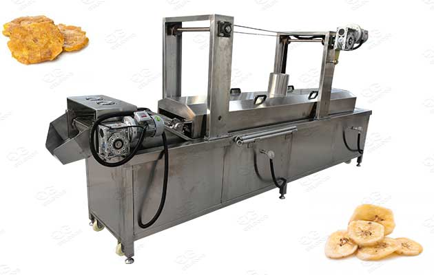 plantain chips frying machine prices
