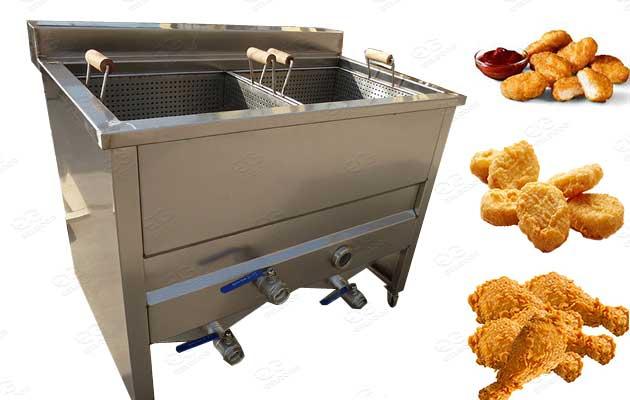 chicken frying machines manufacturer