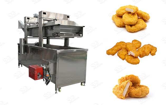 fried chicken fryer machines