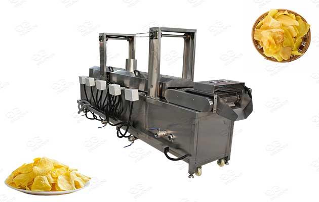 durian crispy fryer machine