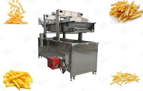 french fries frying machine for sale