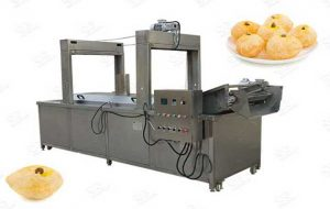 Pani Puri Frying Machine