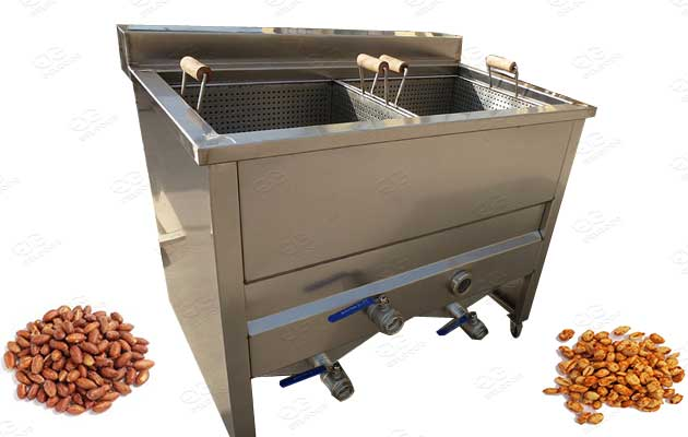 peanut commercial frying machines for sale