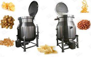 Stainless Steel Vacuum Fryer Machine