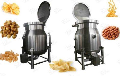 vacuum deep fryer machine manufacturer
