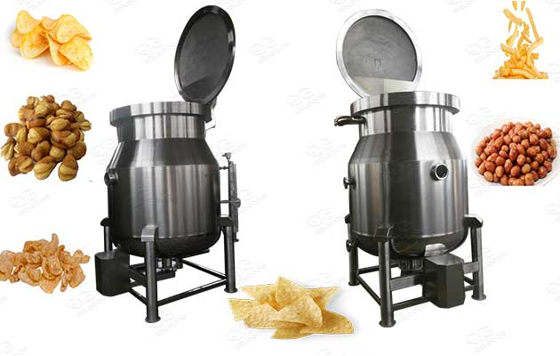 vacuum deep fryer machine manufacturer