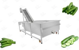 Industrial Cucumber Washing Machine
