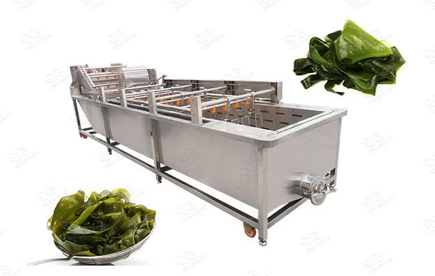 Industrial Seaweed Washing Machine