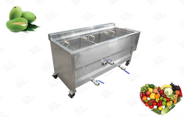equipment used for blanching