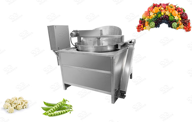 blanching machine price