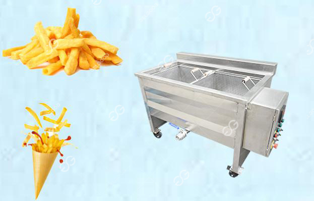 How To Keep French Fries Crispy After Frying